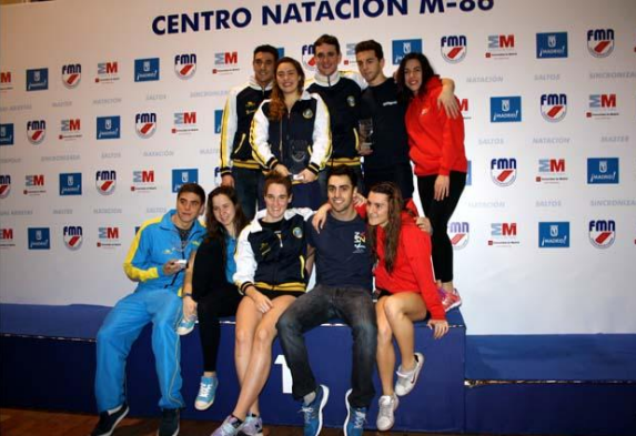 Podium absoluto