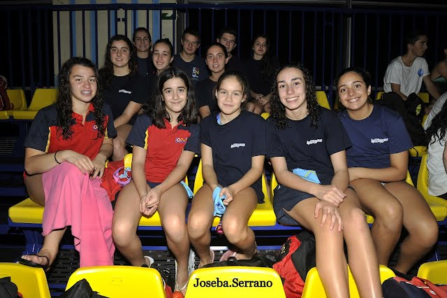 Liga infantil, junior, absoluto